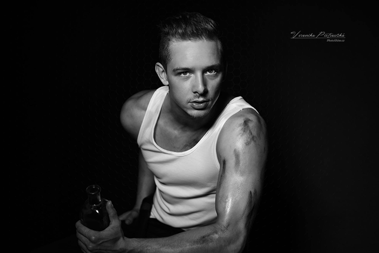 portrétní fotograf