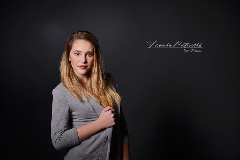 Profesionální fotograf Portrétů