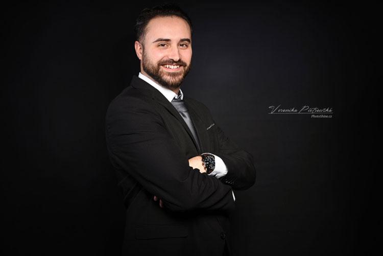 Portrét pro business Praha